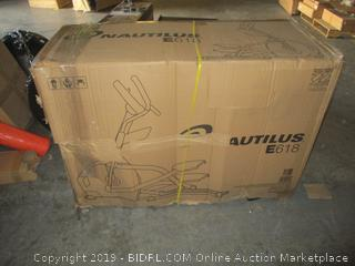 Nautilus E618 elliptical
