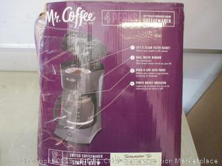 Mr. Coffee coffeemaker