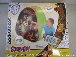 Scooby-Doo! collapsible play tent