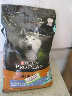 Purina ProPlan grain free dog food