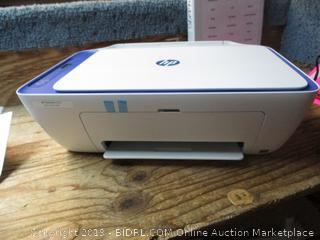 HP Wireless home printing DeskJet 2622 printer - powers on