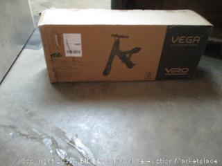 Vega 2 in 1 electric scooter - powers on