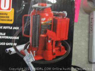 Torin Big Red Jacks air/hydraulic bottle jack