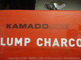 KamadoJoe XL lump charcoal - box damage