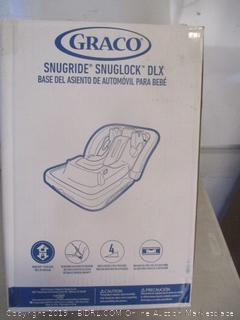 Graco snugride snuglock DLX infant carseat base