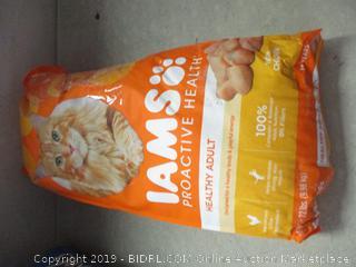 Iams proactive health adult cat food
