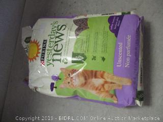 Purina unscented kitty litter