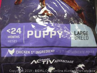 Eukanuba puppy food