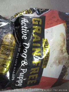 Victor super premium dog food