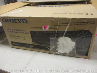Onkyo 6-Disc CD Changer