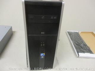 HP Compaq 8000 Elite Convertible Minitower - Powers On