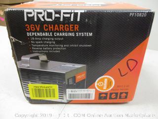 Pro-Fit 36V Charger