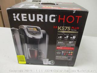 Keurig Hot 2.0 K575 Plus Series