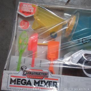 Cookstruction Mega Mixer toy