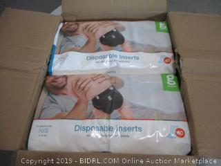 Disposable Inserts