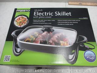 Presto Electric Skillet