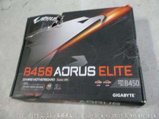 B450 Aorus Elite Gaming Motherboard
