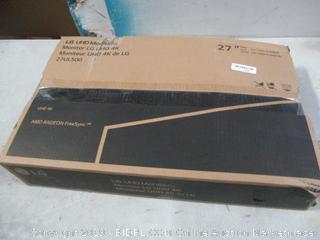 """LG UHD Monitor 27"""""""