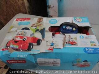 Fisher Price Car