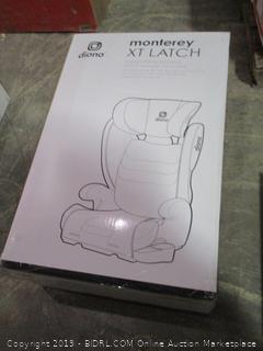 Diono Monterey XT Latch expandable Booster