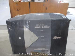 Tempur Pedic queen topper