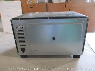 Toaster Oven/ missing hardware
