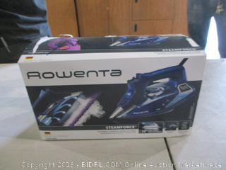 Rowenta Iron Powers On
