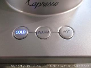 Froth Max Capresso Powers On