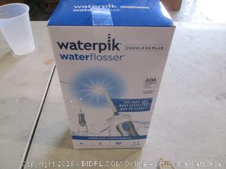Waterpik Waterflosser Powers On