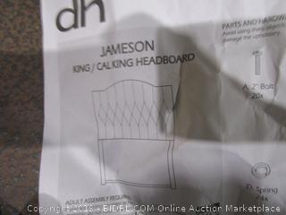 King/cal King Headboard