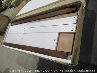 Ana 8 drawer dresser Box B incomplete Set