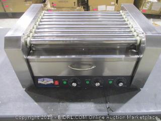 GNP 9m roller Grilling Machine Only damaged