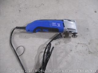 Multifunction Power tool Powers On