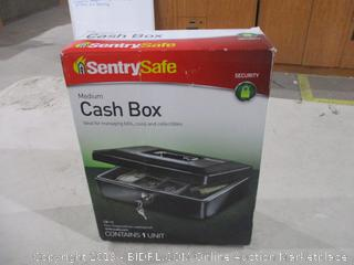 Sentry Safe cash Box