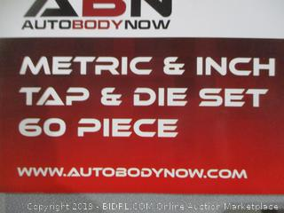 ABN Metric & Inch Tap & Die  see Pictures