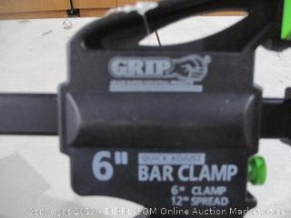 Quick Ratcheting Bar Clamp