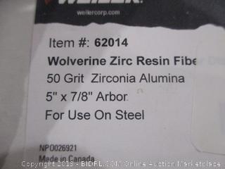 wolverine Zirc resin Fiber