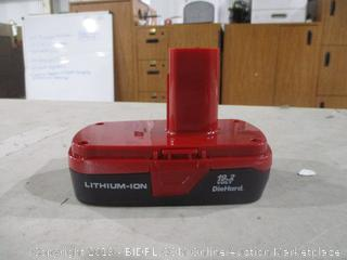 Craftsman Compact Battery