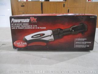 "Powermate 3/8"" Air Ratchet wrench"
