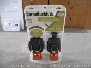 Cargo Buckle ratcheting Tie Downs