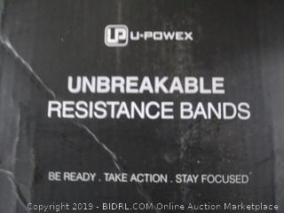 Unbreakable Resistance Bands