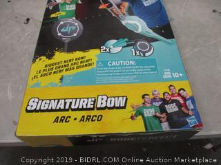 Signature Bow