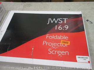 Foldable Projector screen