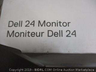 Dell 24 Monitor Powers On