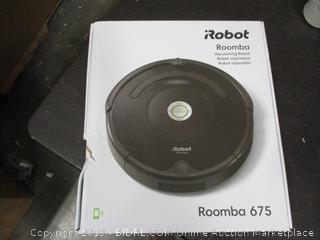 iRobot Roomba Vacuuming Robot Factory Sealed