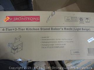 Kitchen Stand Baker's Rack