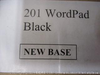 201 WordPad