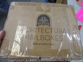 Architectural Mailbox