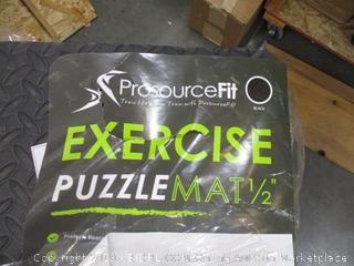 Exercise Puzzle Mat