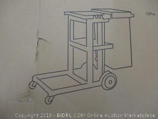 Simple-Magic Janitor's Housekeeping Cart